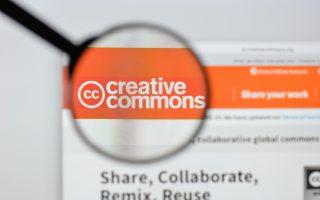 Combien il y a-t-il de Licence Creative Commons ?